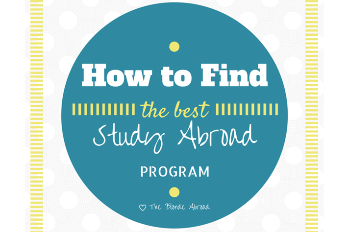 How To Find Latest Study Abroad Programs