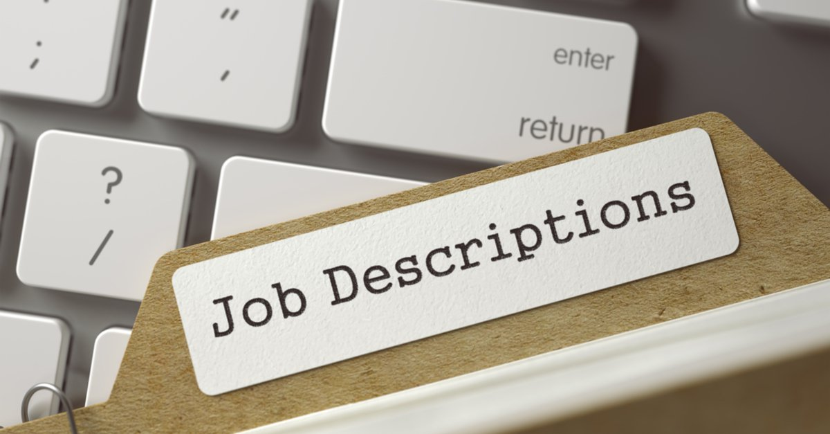 WHAT IS JOB DESCRIPTION AND HOW TO WRITE IT